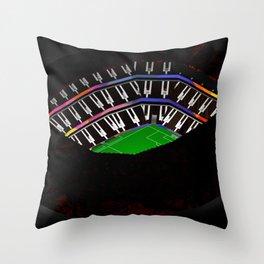 The Kilimanjaro Throw Pillow