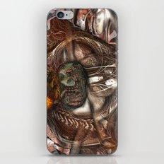 Darwin Meets Orwell iPhone & iPod Skin