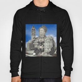 QUEEN ELIZABETH AND THE MANOR HOUSE I Hoody