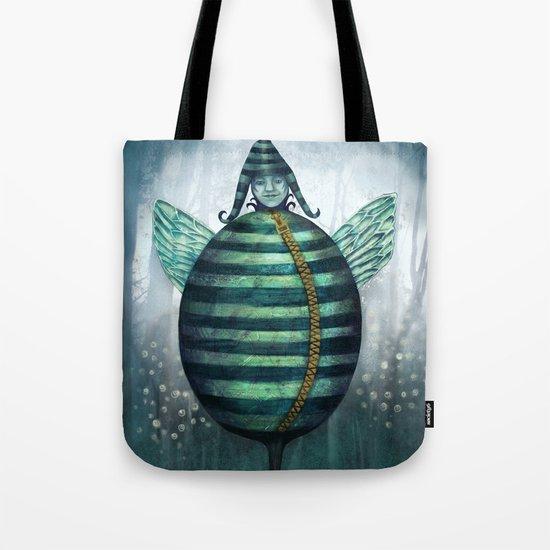 A Tizzen Tote Bag