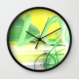 summerlovin' Wall Clock