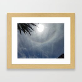 Ana Aura Framed Art Print