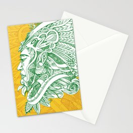 Look, its moving Stationery Cards