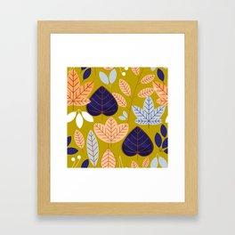 Jolene #illustration #pattern Framed Art Print