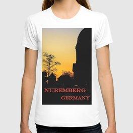 Jakobsplatz, Nuremberg T-shirt