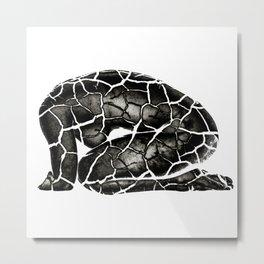 Crack in everything Metal Print