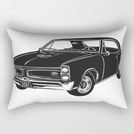GTO Muscle Car Rectangular Pillow
