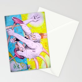Realm II : The Plumber Stationery Cards