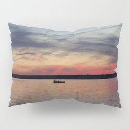 Thousand Islands Sunset Pillow Sham