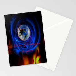 Love Greetings to you Stationery Cards