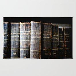 Book Smart Rug