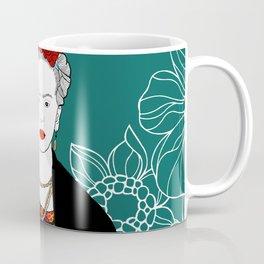 Frida Love Coffee Mug