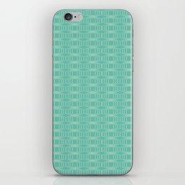 hopscotch-hex sea iPhone Skin