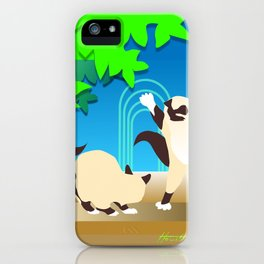 """""""I'm Taller Than You"""" iPhone Case"""