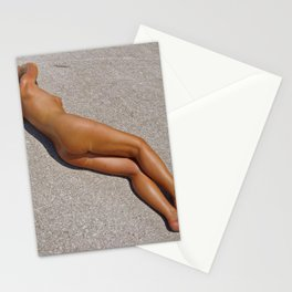 Naked Nude Sexy Model Stationery Cards
