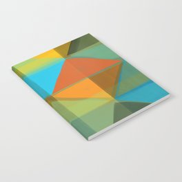 Harlequin 1 Notebook