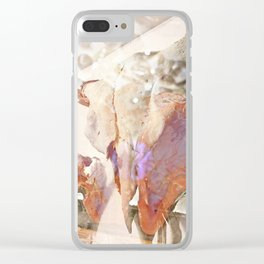 BirdSkull Clear iPhone Case