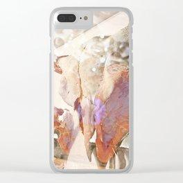 BirdSkull Clear iPhone Case