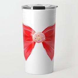 Sailor Moon Anime Transformation Brooch Travel Mug
