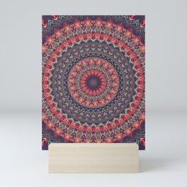 Mandala 417 Mini Art Print