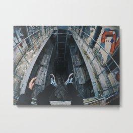 Prison Break Metal Print