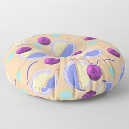 Lovely Cosmos Floor Pillow