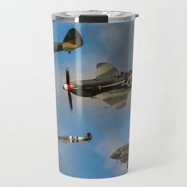 Vintage Aircraft Travel Mug