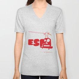 ESP Unisex V-Neck