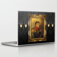 replaceface Laptop & iPad Skins featuring Hugh Jackman - replaceface by replaceface