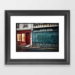 Atelier Framed Art Print