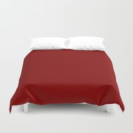 BERRY Solid Color Duvet Cover