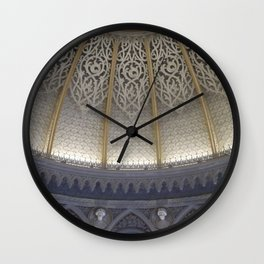 At the music hall Wall Clock