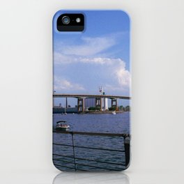 Canalside iPhone Case
