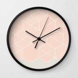 ROSE Wall Clock