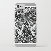 vonnegut iPhone & iPod Cases featuring cat's cradle - vonnegut by miles to go