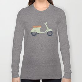 Italian Moto Long Sleeve T-shirt
