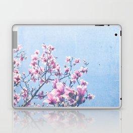 She Bloomed Everywhere She Went Laptop & iPad Skin