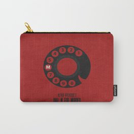 Dial M For Murder 01 Carry-All Pouch
