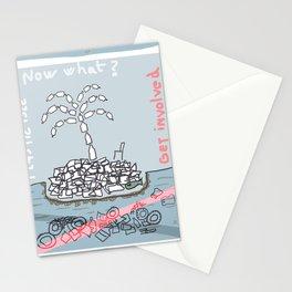 Plastic Isle Stationery Cards