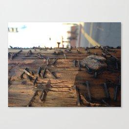 Staples Canvas Print