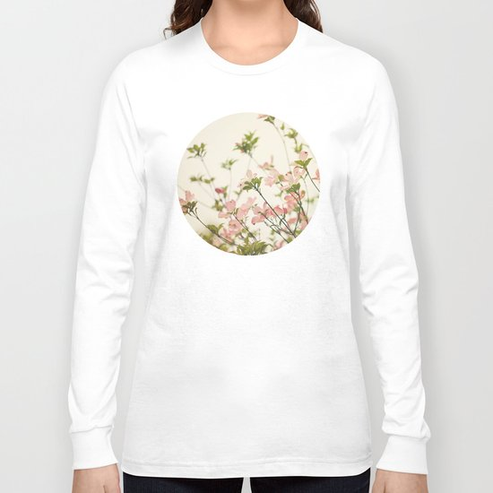 Under the Dogwood Tree  Long Sleeve T-shirt