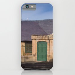 Sandstone Building iPhone Case