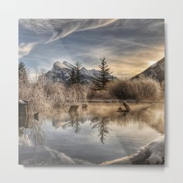 Look Deep Into Nature Metal Print