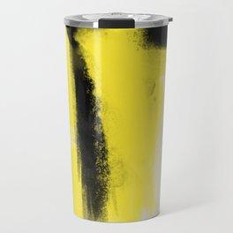 """""""Yellow heart"""" Travel Mug"""