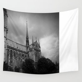 Notre-Dame Wall Tapestry