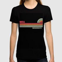 Lowell Massachusetts City State T-shirt
