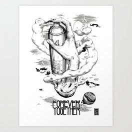 Aerosol Art Print