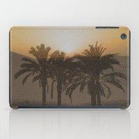 arabic iPad Cases featuring Arabic by Louise Machado