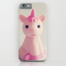 Pink Unicorn Sees You Slim Case iPhone 6s