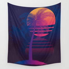 Sunset Dreams Wall Tapestry